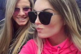 Cachaza y Alejandra Baigorria lucen como 'amiguis', ¿pero será una trampa?
