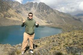 ¡De terror! : ¡Turista capta a sirena en laguna de Huaytapallana en Huancayo! - FOTOS