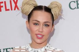 ¿Miley cyrus se equivocó en elegir su nuevo tatuaje?