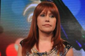 Magaly Medina: 'La Caja Negra' fue cancelado definitivamente