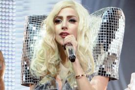 Lady Gaga mostró más de la cuenta con pequeñas prendas [FOTOS]
