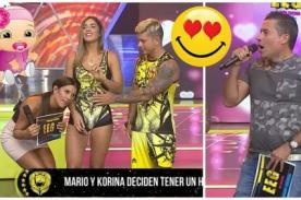 Todo lo hacen rápido: ¿Korina Rivadeneira revela detalles de su embarazo?