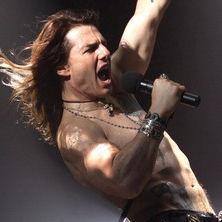 Tom Cruise: Revelan imagen del actor como Stacee Jaxx en Rock of Ages