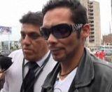 Kike Suero a su llegada a Lima: Me siento mal