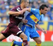 Goles de Lanús vs Boca Juniors (1-2) – Torneo argentino 2011