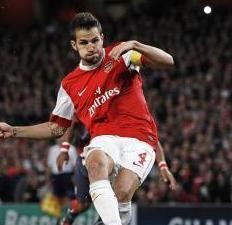 Arsenal vs Sporting Braga: El equipo de Alberto Rodríguez perdió 6-0