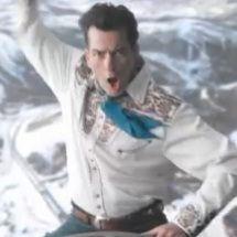 Video: Charlie Sheen en el teaser de su nueva serie