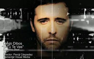 Diego Dibós presenta su nueva canción 12 Rosas