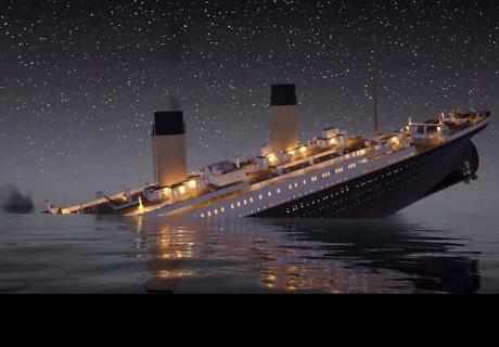 Esta es la historia real de pareja de ancianos de Titanic