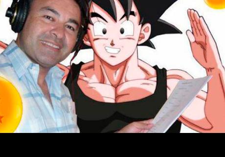 Estos son otros personajes de animes donde encontramos la voz de Goku