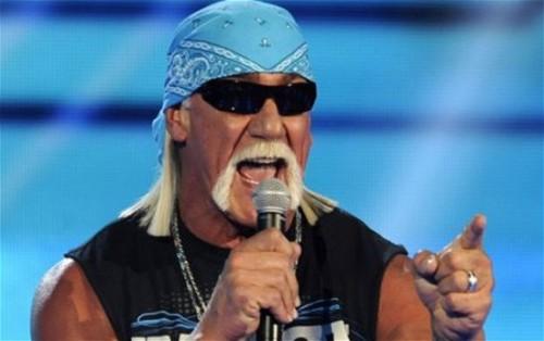 Hulk Hogan pudo ser el bajista de Metallica