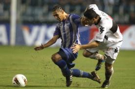 Goles del Olimpia vs Emelec (2-3) - Copa Libertadores 2012 - Video