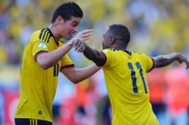 Gol del Perú vs Colombia (0-1) - Eliminatorias Brasil 2014 - CMD / ATV