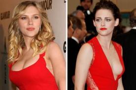 Scarlett Johansson y Kristen Stewart: Las favoritas para película erótica