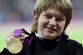 Londres 2012: Atleta rusa pierde su medalla de oro por dopaje