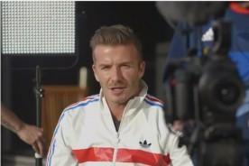 David Beckham y atletas británicos cantan 'Don't Stop Me Now' - Video