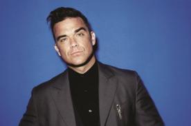 Robbie Williams celebra el nacimiento de su primera hija