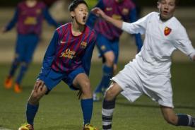 Barcelona encuentra a su nuevo Messi en Asia - Video