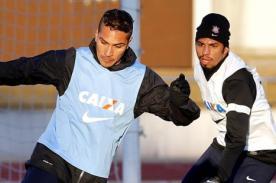 Mundial de Clubes 2012: Paolo Guerrero entrena como titular en Corinthians