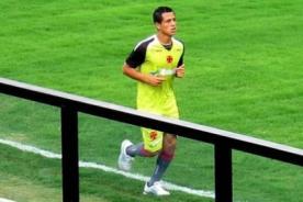 Yoshimar Yotún ya entrena con Vasco da Gama - Fútbol Brasileño