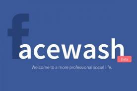 Facewash: Aplicación elimina el contenido inapropiado de tu perfil