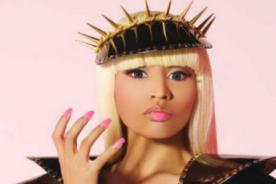 Nicki Minaj alista nuevo álbum