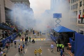 Tragedia en Boston: Dos explosiones en maratón dejan varios heridos