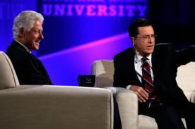 Bill Clinton se unió a Twitter