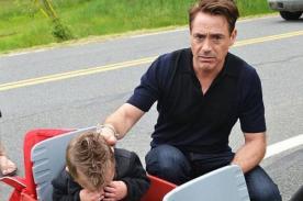 Robert Downey Jr. decepciona a niño que quería conocer a Iron Man