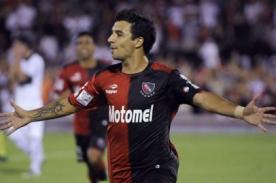 Copa Libertadores 2013: Newell's venció (2-0) a Atlético Mineiro