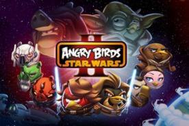 Angry Birds: Star Wars llega a consolas  de videojuegos