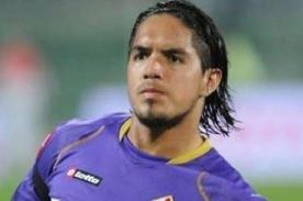 Juan Vargas no aparece en lista de Fiorentina para la Europa League