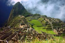 Machu Picchu podrá ser visto desde Google  Street View