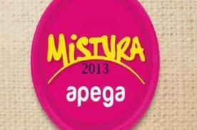 Teleticket Mistura 2013: Precios y puntos de venta de entradas
