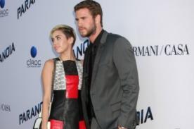 Miley Cyrus deja de seguir a Liam Hemsworth en Twitter