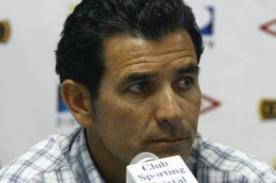 Gerente de Sporting Cristal: No creo en la mala intención de Fabio Ramos