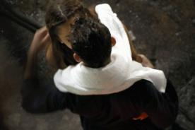 Ariana Grande y Nathan Sykes muestran su amor en público - Fotos