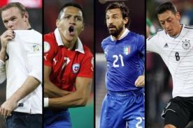 Mundial Brasil 2014: Programación de amistosos por la fecha FIFA