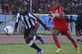 Descentralizado 2013: Alianza Lima vs Sport Huancayo - en vivo por GolTV
