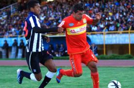Video de goles: Alianza Lima vs Sport Huancayo (1-1) Descentralizado 2013