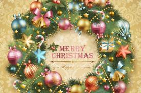 Comparte las mejores frases y mensajes de Navidad en inglés