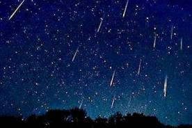 ¿Quieres saber cuándo habrá lluvia de estrellas en el 2014?