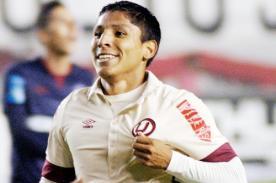 Universitario: Palmeiras de Brasil hace oferta formal por Raúl Ruidíaz