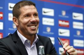 """Diego Simeone fue nombrado """"mejor entrenador"""" del 2013 en España"""