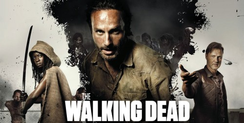 The Walking Dead: Lanzan gráfica promocional de  cuarta temporada - FOTO