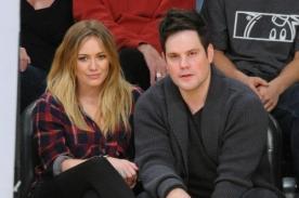 Hilary Duff se divorcia del jugador de hockey Mike Comrie