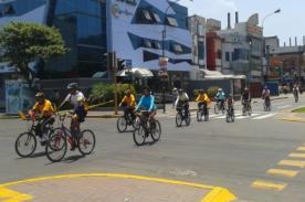 La bicicleta es nueva alternativa de transporte en Lima