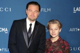 Los nominados a The Oscar se encuentran con su 'yo' más joven - FOTOS