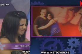 Corazón Serrano: Estrella Torres llora al recordar a su padre fallecido - Video