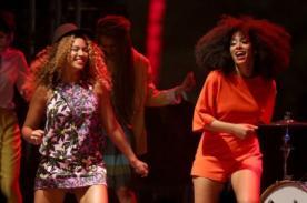 Beyoncé bailó al lado de su hermana en Coachella - VIDEO